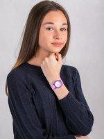 Zegarek klasyczny QQ Dla dzieci VR99-006 - duże 4