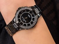 Rubicon RNBD17BMBX03BX zegarek klasyczny Bransoleta