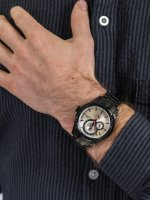 Zegarek klasyczny Rubicon Bransoleta RNDD21BISB03BX - duże 5