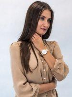 Rubicon RNAD75GISX03BX damski zegarek Pasek pasek