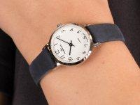 Rubicon RNAD91SAWX03BX zegarek klasyczny Pasek