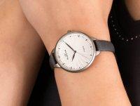Rubicon RNAE22DISX03BX zegarek klasyczny Pasek