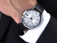 Rubicon RNCE21DMSX03BX zegarek klasyczny Pasek