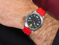 Zegarek klasyczny Scuderia Ferrari Pitlane SF 0840019 - duże 6