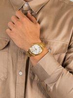 Seiko SUR314P1 męski zegarek Classic bransoleta