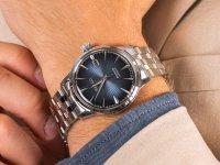 Zegarek klasyczny Seiko Presage SRPB41J1 Presage Automatic Cocktail Time Blue Moon - duże 6