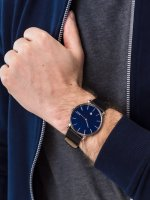 Skagen SKW6471 męski zegarek Hagen pasek