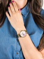 Timex TW2U19400 damski zegarek Full Bloom bransoleta