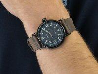 Zegarek klasyczny Timex Standard TW2T69400 - duże 6