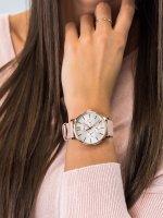 Timex TW2T74300 damski zegarek Transcend pasek