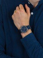 Zegarek klasyczny Timex Weekender TW2P71300 Weekender Chrono Oversize - duże 5