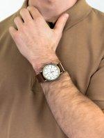 zegarek Timex TW2P85300 Weekender Classic Chrono Oversized męski z chronograf Weekender