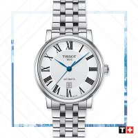 Zegarek klasyczny Tissot Carson T122.410.11.033.00 CARSON - duże 6