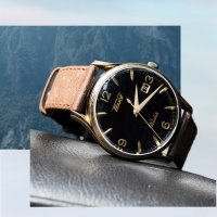 Zegarek klasyczny Tissot Heritage T118.410.36.057.00 HERITAGE VISODATE - duże 6