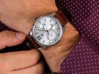 Zegarek klasyczny Tommy Hilfiger Męskie 1791418 - duże 6