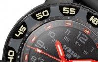 Traser TS-106469 P49 Red Alert T100 zegarek klasyczny P49 Special Pro