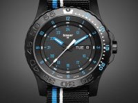 Zegarek klasyczny Traser P66 Tactical Mission TS-105545 P66 Blue Infinity - duże 8