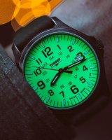 Zegarek klasyczny Traser P67 Officer Pro TS-107424 P67 Officer Pro GunMetal Lime - duże 9