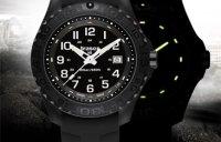 Traser TS-107100 zegarek czarny klasyczny P96 Outdoor Pioneer pasek