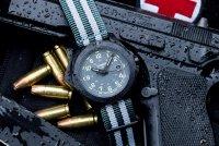 Traser TS-109037 P96 Outdoor Pioneer P96 OdP Evolution Grey zegarek męski klasyczny szafirowe