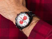 Zegarek klasyczny Vostok Europe Almaz 6S11-320C374 Almaz Chrono Scott Free Racing Edition - duże 6