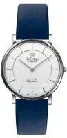 Zegarek damski Le Temps  zafira LT1085.03BL13 - duże 1
