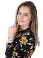 zegarek Lorus RG218RX9 różowe złoto Fashion