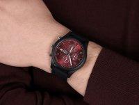 zegarek Lorus RM391GX9 męski z chronograf Sportowe