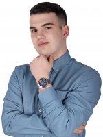 zegarek Lorus RT345JX9 męski z chronograf Sportowe
