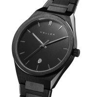 Meller 11NN-3.2BLACK zegarek czarny klasyczny Nairobi bransoleta