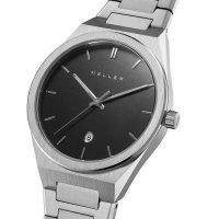 Meller 11PN-3.2SILVER męski zegarek Nairobi bransoleta