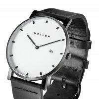 1BW-1BLACK - zegarek męski - duże 4
