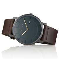 Meller 1G-1BROWN męski zegarek Astar pasek