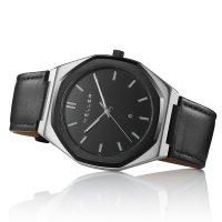 8PN-1BLACK - zegarek męski - duże 5