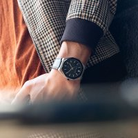 8PN-1BLACK - zegarek męski - duże 6