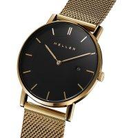 L1ON-2GOLD - zegarek męski - duże 4