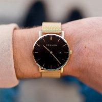 L1ON-2GOLD - zegarek męski - duże 6