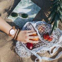 W1R-1CAMEL - zegarek damski - duże 7
