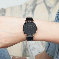 W1RN-1BLACK - zegarek damski - duże 9