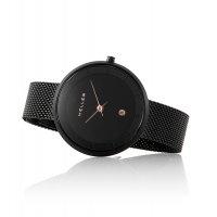 W5NN-2BLACK - zegarek damski - duże 12