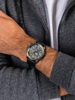 zegarek Timberland TBL.15474JSBL-61 ASHBROCK męski z chronograf Ashbrook