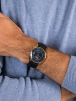 Adriatica A8142.1255A męski zegarek Automatic pasek