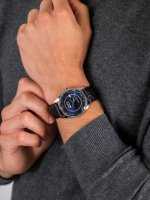 Adriatica A8142.5255A męski zegarek Automatic pasek