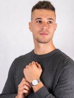 Adriatica A1243.5123QS zegarek męski Bransoleta