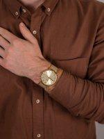 Pierre Ricaud P91078.1151Q męski zegarek Bransoleta bransoleta