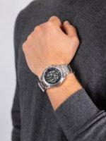 Zegarek męski  Chronograf F6864-6 - duże 5