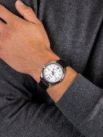 Seiko SUR213P1 męski zegarek Classic pasek