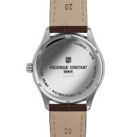 Frederique Constant FC-259NT5B6 męski zegarek Classics pasek