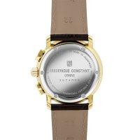 zegarek Frederique Constant FC-292MC4P5 CLASSICS QUARTZ CHRONOGRAPH męski z chronograf Classics