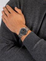Casio EF-316D-1A męski zegarek EDIFICE Momentum bransoleta